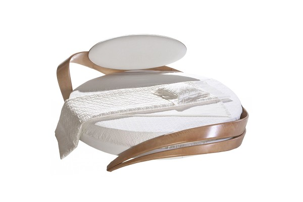 Круглая кровать №2