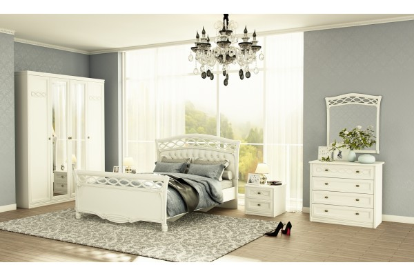 Спальня Изабелла - Набор 1