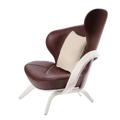 Кресло натуральная кожа №16
