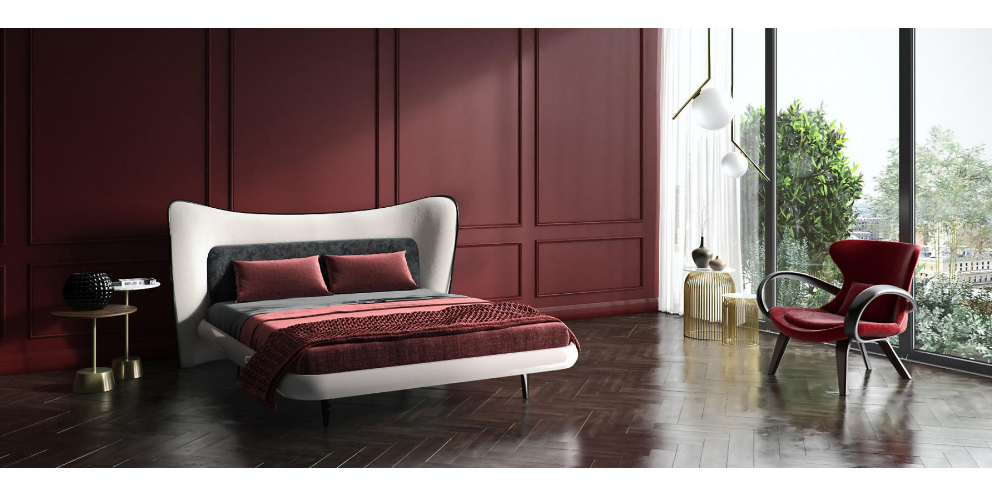 Актуальность вашей спальни