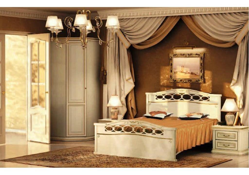 Элегантные спальни