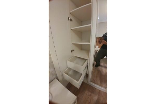 Внутренние составляющие шкафа